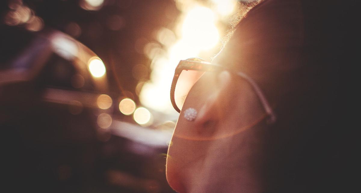 Lichtempfindlichkeit
