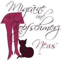 Migräne und Kopfschmerz News Logo